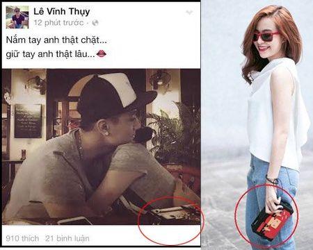 Hoang Thuy Linh khong muon nhac chuyen tinh Vinh Thuy - Anh 1