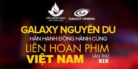 Cong chieu phim truyen du thi LHP Viet Nam 19 tai cum rap Galaxy Nguyen Du TP.HCM - Anh 1