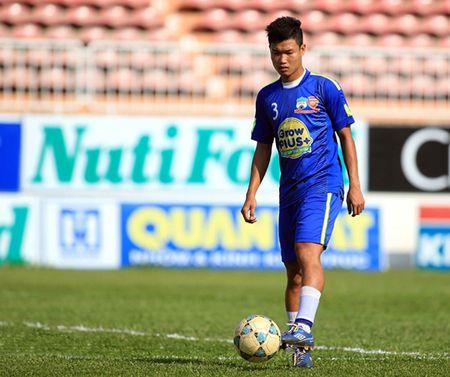 Cuu trung ve U19 soc vi duoc len doi U23 - Anh 1