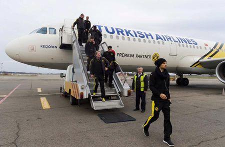 Vang Reus, Dortmund van binh than cuoi dua tai Krasnodar - Anh 1