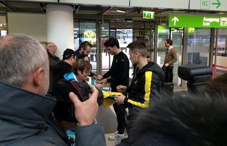 Vang Reus, Dortmund van binh than cuoi dua tai Krasnodar - Anh 2