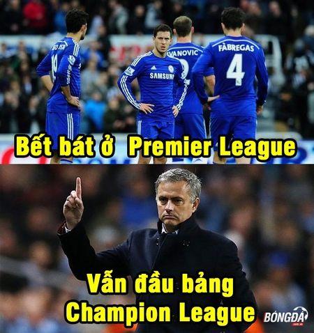 """Anh che: Leicester moi su em bua """"than rua""""; CDV Quy Do xin """"Thanh"""" Bendtner ru long thuong - Anh 4"""
