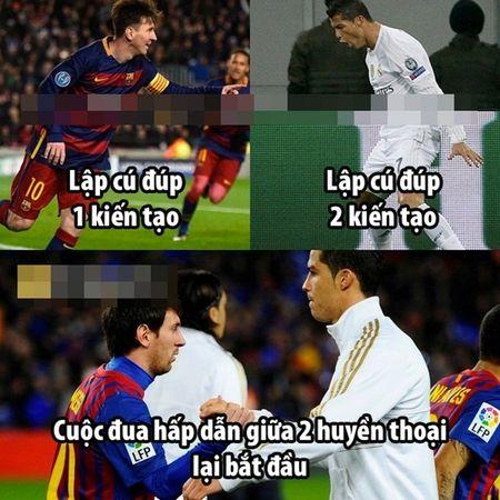 """Anh che: Leicester moi su em bua """"than rua""""; CDV Quy Do xin """"Thanh"""" Bendtner ru long thuong - Anh 6"""