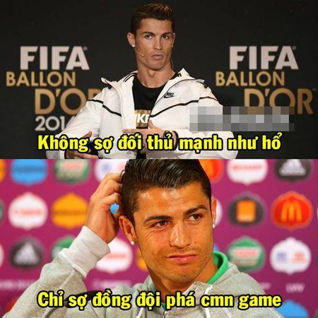 """Anh che: Leicester moi su em bua """"than rua""""; CDV Quy Do xin """"Thanh"""" Bendtner ru long thuong - Anh 9"""