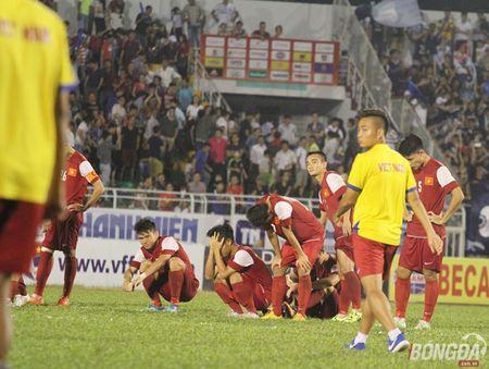 "U21 Viet Nam do guc tren san sau loat ""dau sung"" voi U21 HAGL - Anh 2"