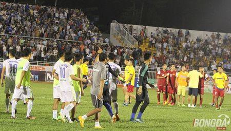 "U21 Viet Nam do guc tren san sau loat ""dau sung"" voi U21 HAGL - Anh 3"