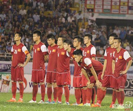"U21 Viet Nam do guc tren san sau loat ""dau sung"" voi U21 HAGL - Anh 5"