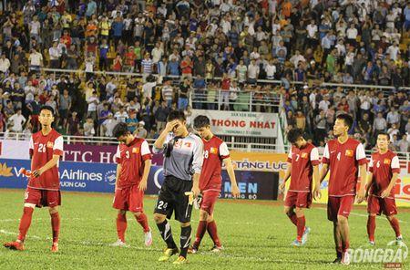 "U21 Viet Nam do guc tren san sau loat ""dau sung"" voi U21 HAGL - Anh 7"