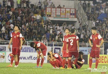 "U21 Viet Nam do guc tren san sau loat ""dau sung"" voi U21 HAGL - Anh 8"