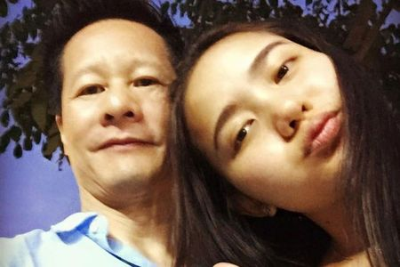 Phan Nhu Thao va chong dai gia tinh tu di du lich - Anh 1