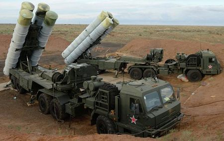 "Nga trien khai to hop S-400 toi Syria de ""dan mat"" TNK? - Anh 1"