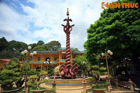 Ngam chua Hang cuc doc cua nguoi Khmer Nam Bo - Anh 11