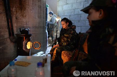 Cuoc song cua binh sy Syria cam chot o vung Dahane - Anh 5