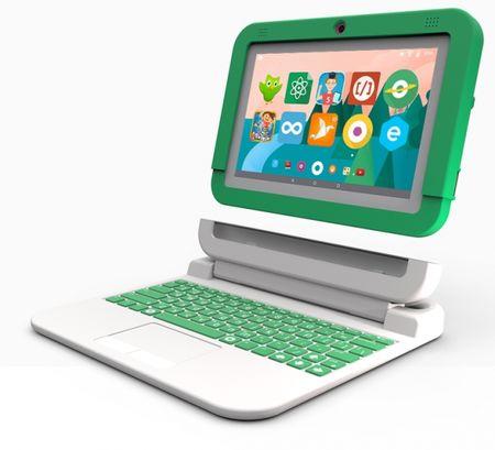 XO-Infinity: Laptop 2 trong 1 bien hinh cho tre em - Anh 2