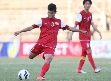 Dong Trieu canh tranh vi tri voi Tuan Anh o U23 Viet Nam - Anh 1