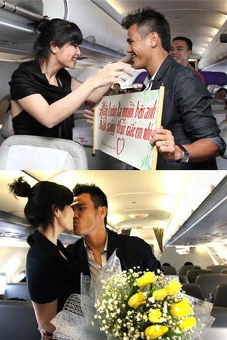 Phan Thanh Binh - Thao Trang: Tien het thi tinh tan? - Anh 1