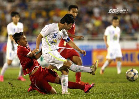 U21 HAGL duoc thuong nua ty truoc sieu ban ket gap U21 Viet Nam - Anh 1