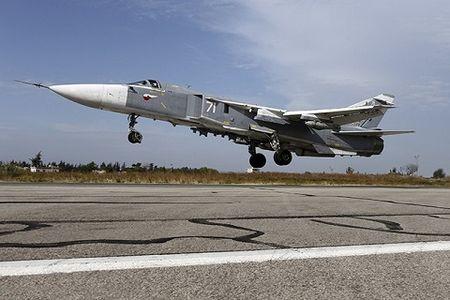 Su-24 bi ban ha: Nga lo diem yeu khong quan - Anh 1
