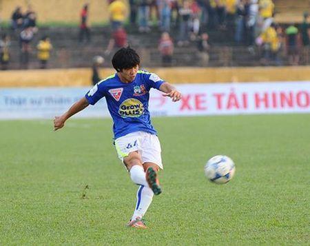Cong Phuong sut phat khien thu mon U21 VIet Nam dung nhin - Anh 1