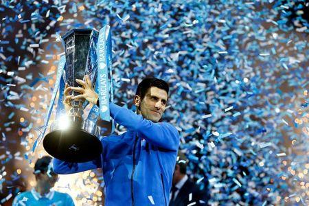 Djokovic lap ky luc ve so tien thuong nhan duoc trong mot mua - Anh 1