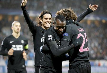 Ibrahimovic dua PSG vao vong hai, Ronaldo dau tim voi Real - Anh 1