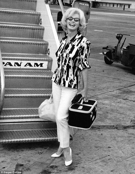 Ngam them anh hiem, tuyet dep ve Marilyn Monroe - Anh 10