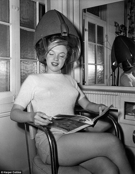 Ngam them anh hiem, tuyet dep ve Marilyn Monroe - Anh 12