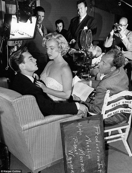 Ngam them anh hiem, tuyet dep ve Marilyn Monroe - Anh 3