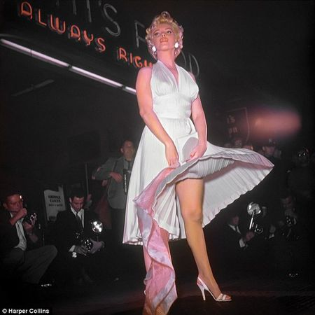 Ngam them anh hiem, tuyet dep ve Marilyn Monroe - Anh 4