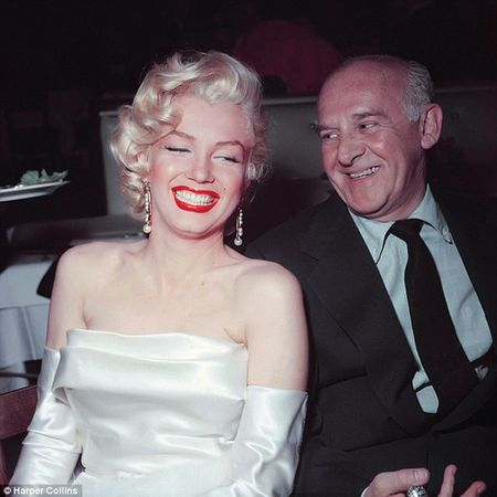 Ngam them anh hiem, tuyet dep ve Marilyn Monroe - Anh 6