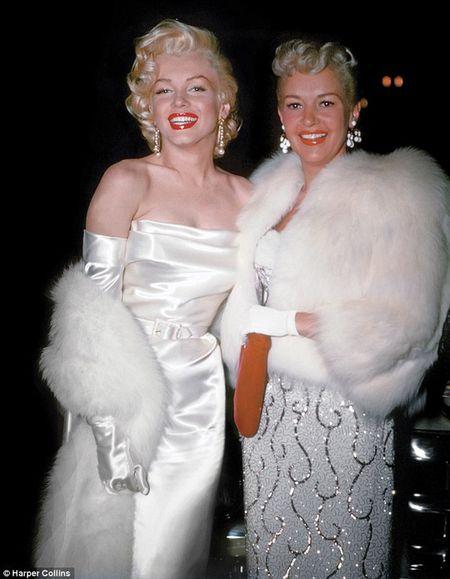 Ngam them anh hiem, tuyet dep ve Marilyn Monroe - Anh 7