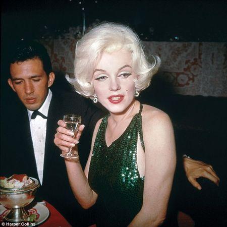 Ngam them anh hiem, tuyet dep ve Marilyn Monroe - Anh 8