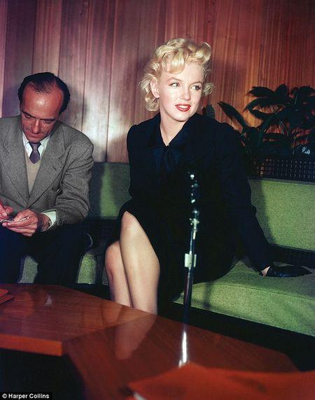 Ngam them anh hiem, tuyet dep ve Marilyn Monroe - Anh 9