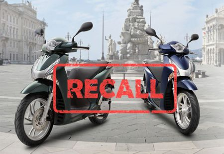 Yeu cau Honda Viet Nam trieu hoi 12.000 xe SH - Anh 1