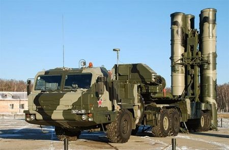 Bo truong Quoc phong Nga tuyen bo se trien khai S-400 tai Syria - Anh 2