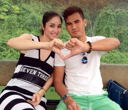 Thao Trang - Phan Thanh Binh bat ngo ly hon sau 6 nam chung song - Anh 1