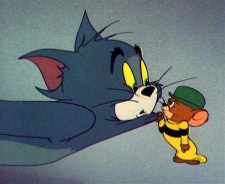 Nhung cau chuyen thu vi ve bo phim huyen thoai Tom & Jerry - Anh 9