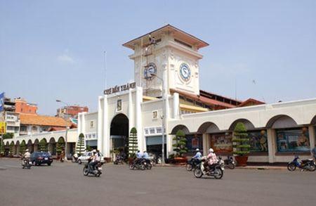 TP Ho Chi Minh dat muc tieu thu 106.000 ty tu du lich - Anh 1