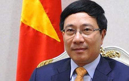 Mo rong quan he Doi tac chien luoc Viet Nam -Duc - Anh 1