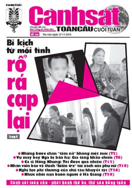 Don doc Chuyen de Canh sat toan cau so 136 - Anh 1