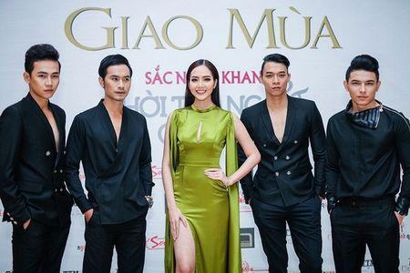 Pham Ngoc Quy tu tin toa sang ben Thanh Hang va dan my nhan dinh dam - Anh 2