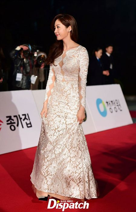 Kim Hye Soo tre trung 'vuot thoi gian' tren tham do Rong Xanh - Anh 17