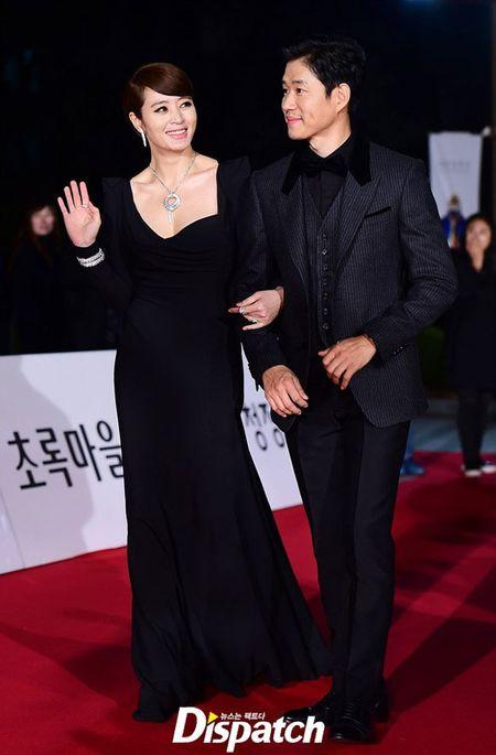 Kim Hye Soo tre trung 'vuot thoi gian' tren tham do Rong Xanh - Anh 3