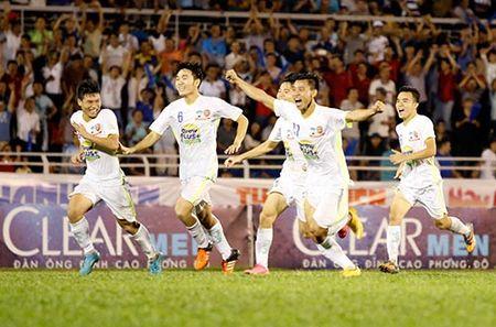 "Hang van CDV ""nin tho"" vi Cong Phuong & U21 HAGL - Anh 11"