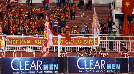 "Hang van CDV ""nin tho"" vi Cong Phuong & U21 HAGL - Anh 14"