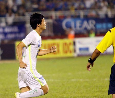 "Hang van CDV ""nin tho"" vi Cong Phuong & U21 HAGL - Anh 3"