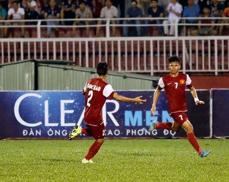 "Hang van CDV ""nin tho"" vi Cong Phuong & U21 HAGL - Anh 4"