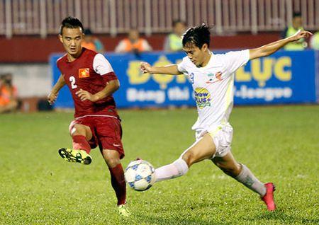 "Hang van CDV ""nin tho"" vi Cong Phuong & U21 HAGL - Anh 5"