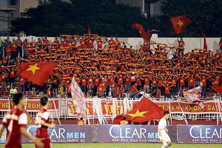 "Hang van CDV ""nin tho"" vi Cong Phuong & U21 HAGL - Anh 6"