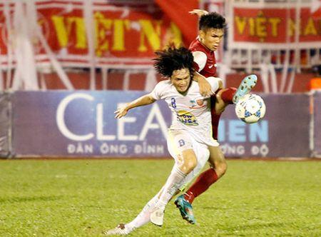 "Hang van CDV ""nin tho"" vi Cong Phuong & U21 HAGL - Anh 9"